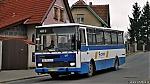 Connex Praha, Karosa C734 ev.c. 1297, linka cislo 461, Praha, 13.4.2006