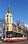 DP Praha, Citybus ev.c. 3046, linka cislo 161, Praha, Nebusice, 13.2.2018