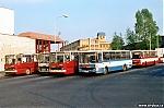 DP Praha, Karosa C734 ev.c. 3091, linka cislo 221, Praha, Ceskomoravska, 29.4.1994