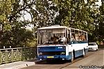 DP Praha, Karosa C734 ev.�. 3095, linka ��slo 243, Praha Zbraslav, 12.7.1999
