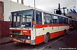 DP Praha, karosa B731 ev.c. 3856, linka 351, Praha, Ceskomoravska