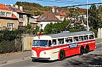 Slavnostni obnoveni provozu trolejbusu v Praze, 15.10.2017
