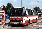 DP Praha, Karosa B732 ev.�. 5359, linka ��slo 119, Dejvick�, 17.9.1995