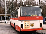 DP Praha, Karosa B732 c. 5437, linka cislo 250, Praha, Sidliste Rohoznik, 16.3.1999
