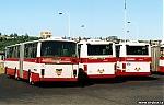 DP Praha, Karosa B741 ev.c. 6093, linka cislo 200, Praha, Nadrazi Holesovice