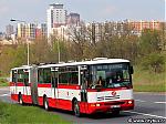 DP Praha, Karosa B941E ev.c. 6345, linka cislo190, Praha, 30.4.2017