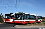DP Praha, Irisbus Citybus ev.c. 6517, linka cislo 198, Praha, 2009