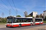 DP Praha, Irisbus Citybus ev.c.  6523, linka cislo 136, Praha, Sporilov, 24.4.2017