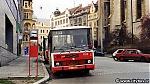 DP Praha, Karosa B731 ev.c. 7015, linka 133, Praha, Vltavska