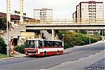 DP Praha, Karosa B731 ev.c. 7158, linka cislo 128, Praha, 3.8.1998