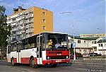 SAD Zvolen, Karosa B732 1Z2 0648, linka cislo 20, Banska Bystrica, 13.6.2008