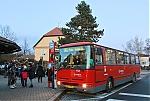 Arriva Praha, Karosa B932E ev.�. 9142, linka ��slo 385, Pr�honice, 27.11.2016