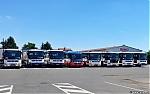 CSAD Stredni Cechy - autobusy Karosa C954.