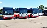 CSAD Stredni Cechy - autobusy Iveco Crossway LE LINE 14.5M