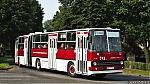 MZK Kedzierzyn-Kozle, Ikarus 280 OK 57506, linka cislo 13, 3.9.2014