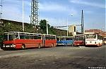 �SAD Praha z�pad, Ikarus 280, Praha, Sm�chovsk� n�dra��: