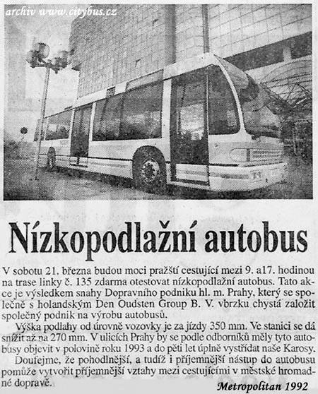 © archiv Citybus.cz