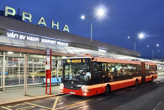 Na linku číslo 119 jsou v současnosti nasazovány výhradně nízkopodlažní autobusy