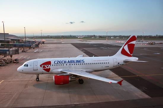 Letiště Václava Havla v Praze