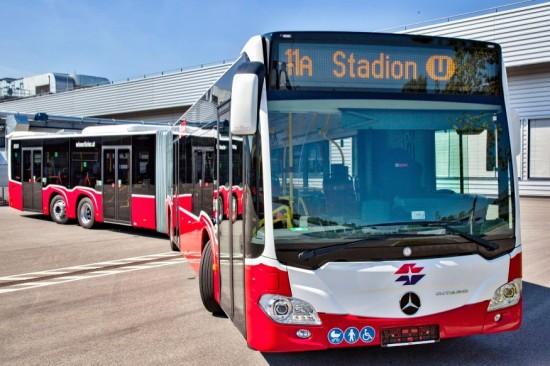 XL-Gelenkbus